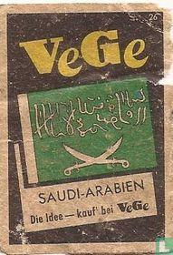 vlag - Saudi Arabien