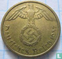 Duitse Rijk 10 reichspfennig 1937 (A)
