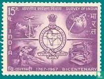 Survey of India Zweihundertjahrfeier
