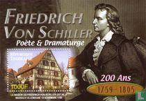 Death Bicentenary of Friedrich von Schiller