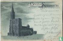 Gruss aus Strassburg