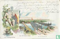 Rhein bei Strassburg
