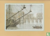 London Bridge 17e Eeuw