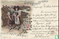 Gruss aus Elsass - Lothringen