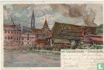 Am Fischerstaden in Strassburg