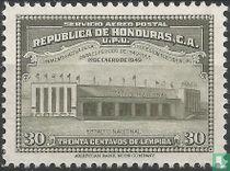 Inhuldiging van Pres. J.M Galvez