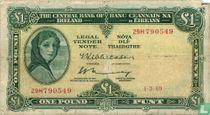 Ierland 1 Pound 1969