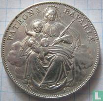 Beieren 1 thaler 1869