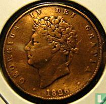 Verenigd Koninkrijk 1 penny 1826