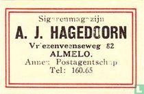Sigarenmagazijn A.J. Hagedoorn