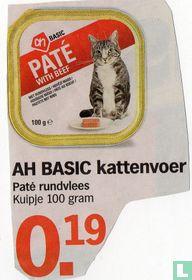 AH Basic kattenvoer