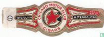 Chicago Motor Club Cigars - Cig. Corp. - Metropolitan - Reg. U.S. Pat. Off.