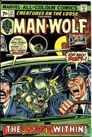 Creatures on the Loose & Man-Wolf