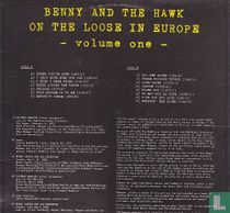 Benny and the Hawk on the loose in Europe volume one