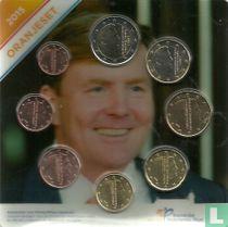 "Netherlands mint set 2015 ""Oranjeset"""