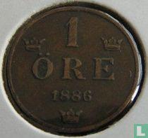 Zweden 1 öre 1886