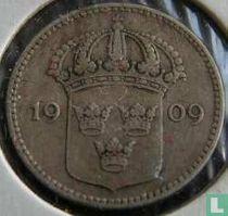 Zweden 10 öre 1909