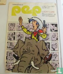 Pep cover nr 14, 1972