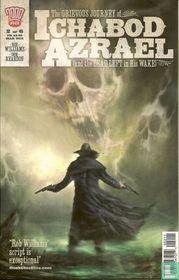 The grievous journey of Ichabod Azrael ( And the dead left in his wake) 2/6