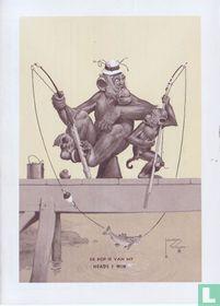 'Heads I Win' (De kop is van my) 3M 1953