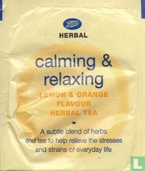 calming & relaxing