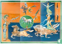 Groot Engels Circus Affiche