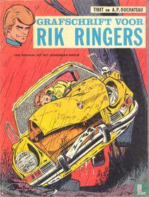Grafschrift voor Rik Ringers
