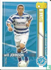 Will Johnson