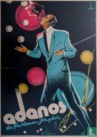 Gentleman Jongleur Felix Adanos