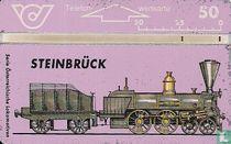 Lokomotive - Steinbrück