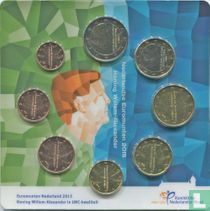 Netherlands mint set 2015