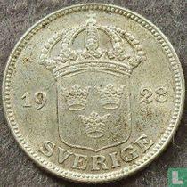 Schweden 50 Öre 1928