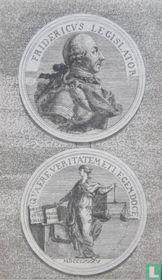 FRIDERICUS LEGISLATOR
