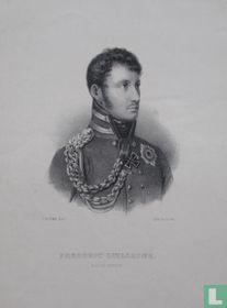 FREDÉRIC GUILLAUME, ROI DE PRUSSE.