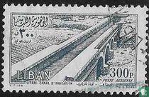 Litani irrigatie Canal