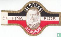 Glorias Alemanas - Fina - Flor