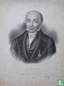 M. GAUCHÉ, Architecte des Travaux publics.