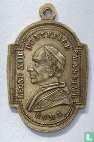 Paus Leo XIII, anno X, 1887
