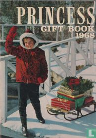 Princess Gift Book for Girls 1968