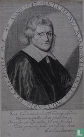 GULLIELMUS MAKDOWEL SENATUS MILITARIS, PRAESES, AETATIS SUAE 57. ANNO 1647.
