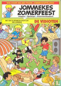 Jommekes zomerfeest