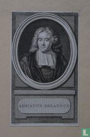 ADRIANUS RELANDUS.