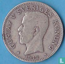Zweden 2 kronor 1912