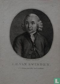 J.H. VAN SWINDEN.