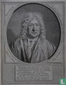HENDRIK GRAAUWHART Geb. XIV May Anno MDCLXI