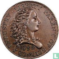 Verenigde Staten 1 cent 1792 (Birch cent)