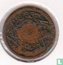 Ägypten 5 Para 1853 (1255-14)