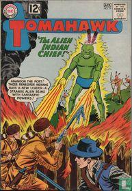 The Alien Indien Chief!