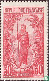 Bakalois Frau