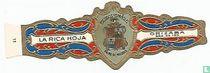 Escudos Españoles Palma de Mallorca-La Rica Hoja-Orizaba Reg. No. 144